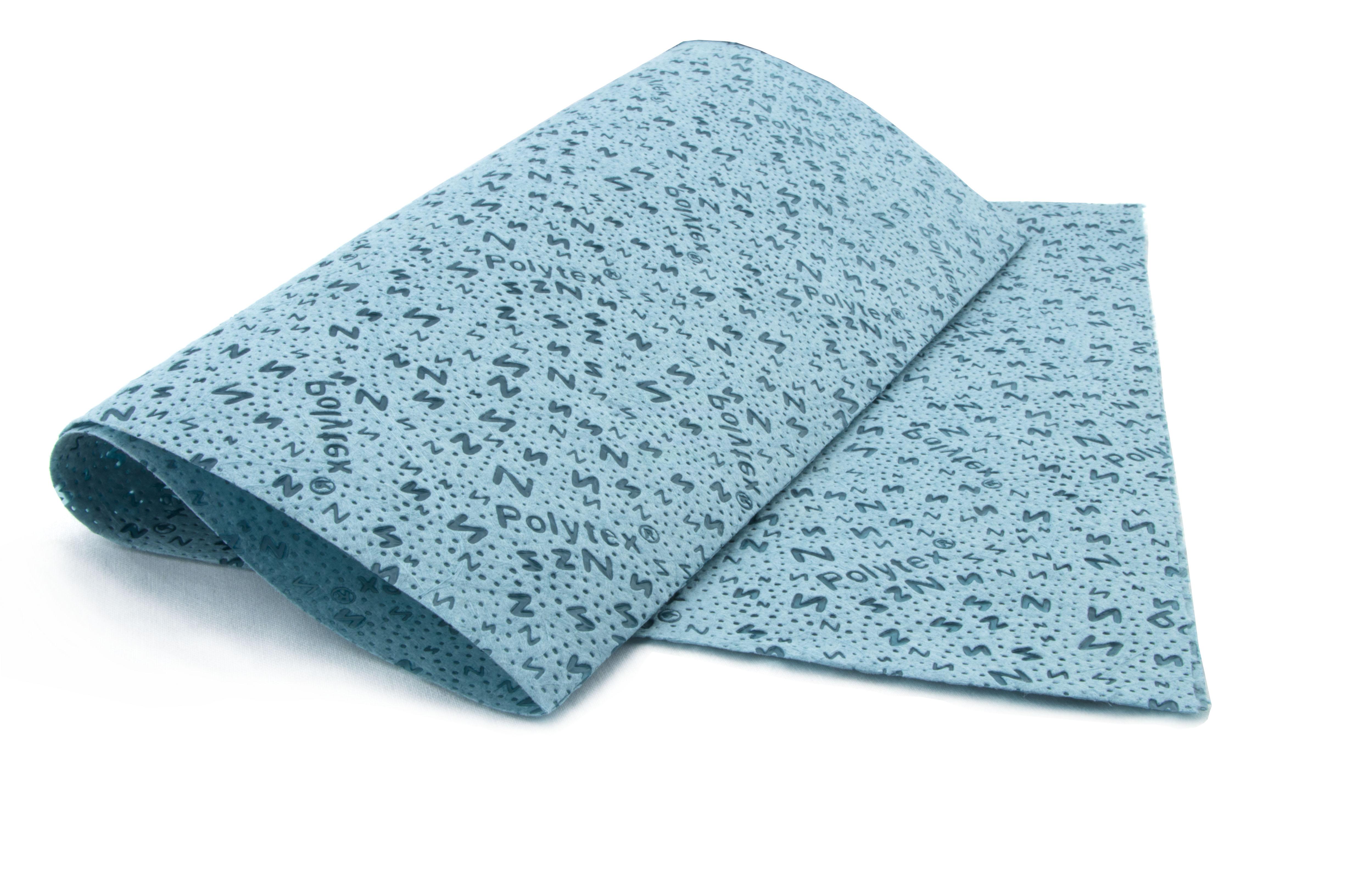 Putzpapier Polytex für Nassreinigung 42x40cm