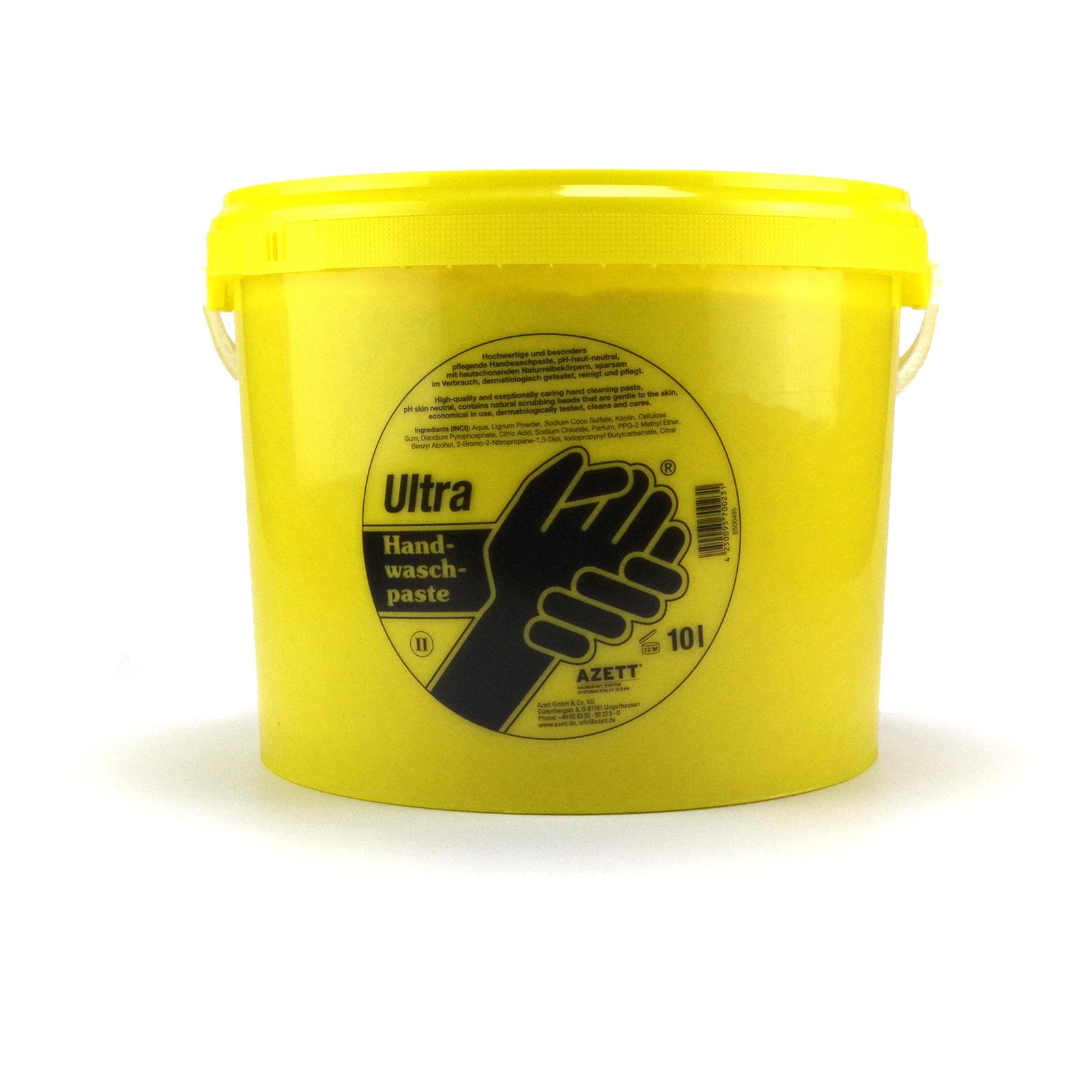 Handwaschpaste | 1l - 10l mit Naturreibekörper